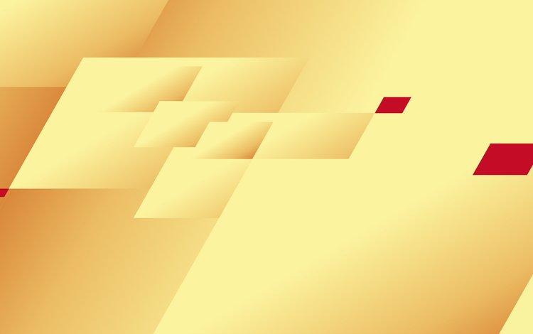 желтый, фон, цвет, красный, линия, геометрия, yellow, background, color, red, line, geometry