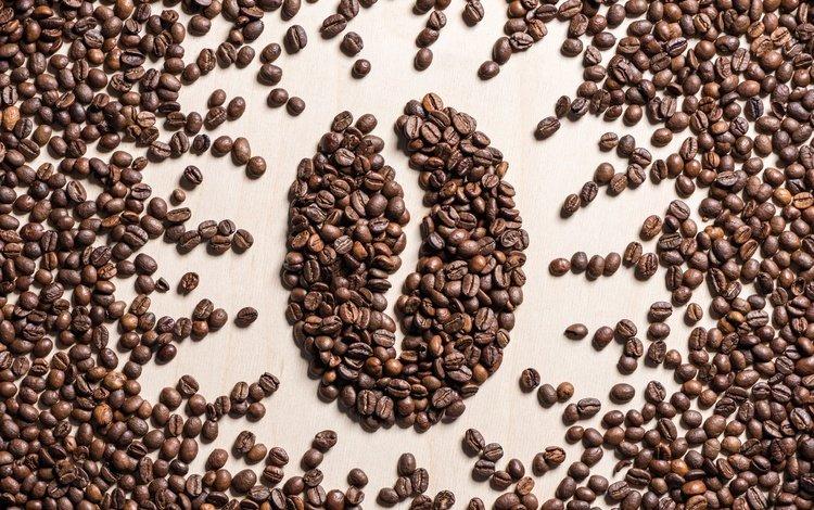 зерна, кофе, кофейные зерна, grain, coffee, coffee beans