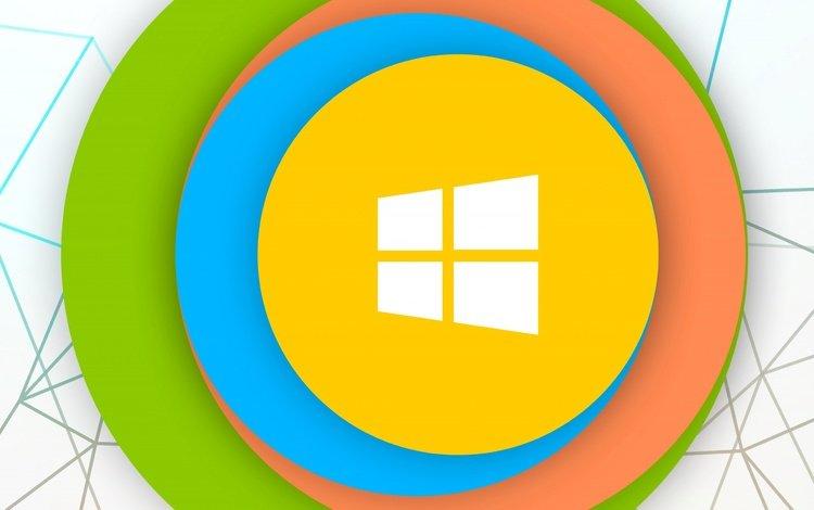 logo, computer, emblem, gadget, operating system, windows