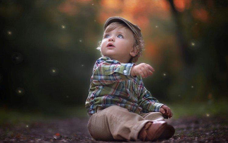 милый ребенок, cute baby
