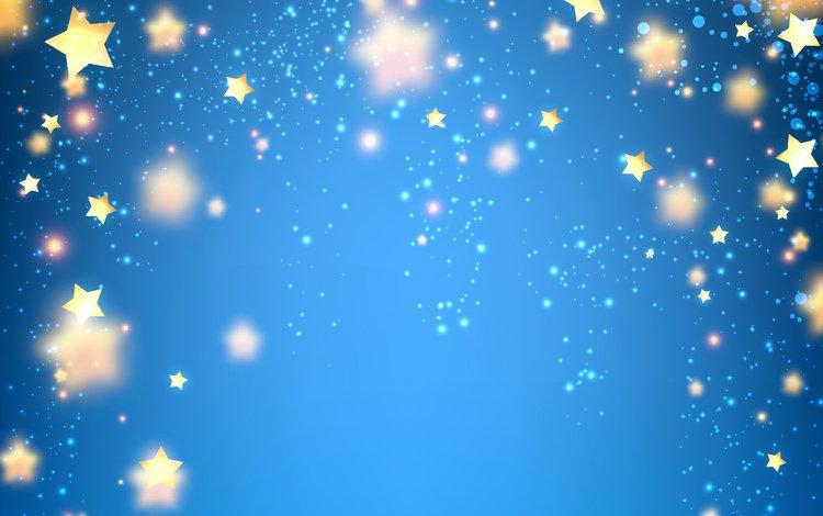 абстракция, фон, звезды, abstraction, background, stars