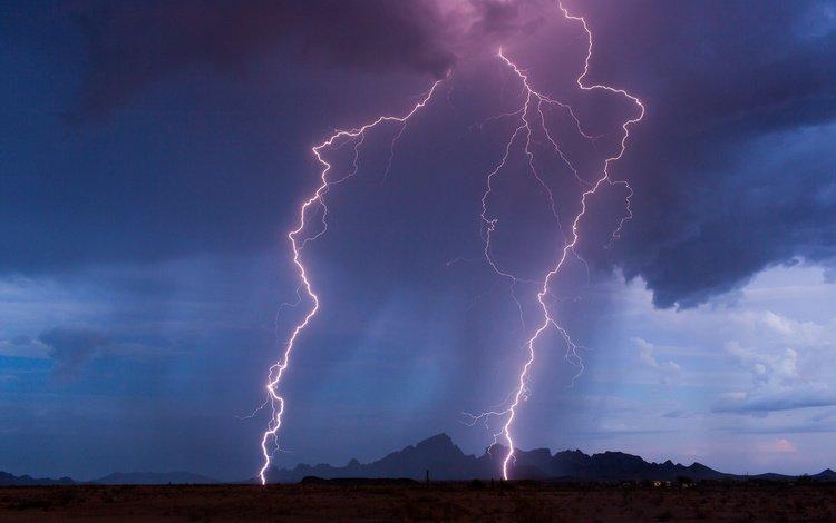 молния, lightning