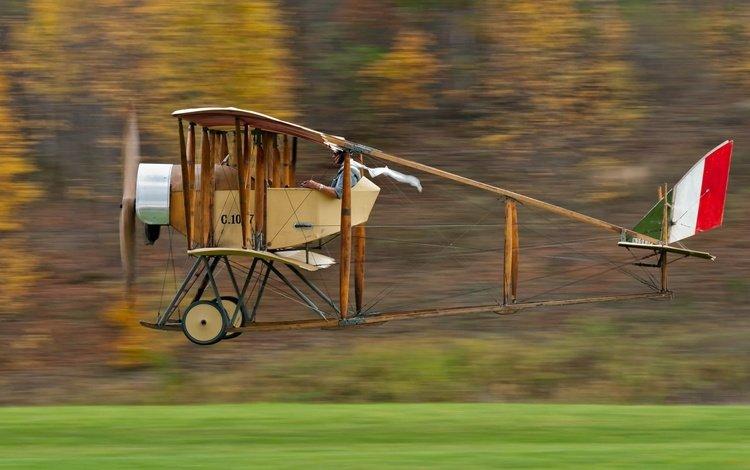 the plane, pilot, flight, speed