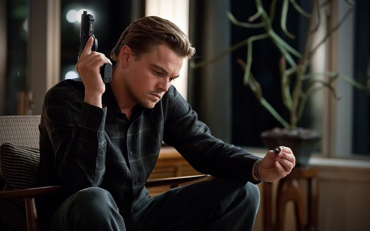 gun, actor, the film, male, reverie, celebrity, leonardo dicaprio, investigation