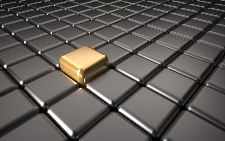 cubes, squares, cuba, cube, gold, tile, black, black=s