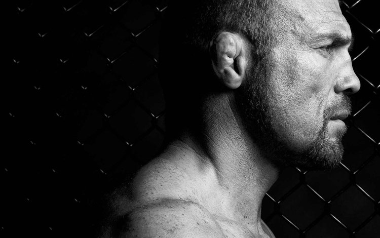 actor, mesh, athlete, randy couture
