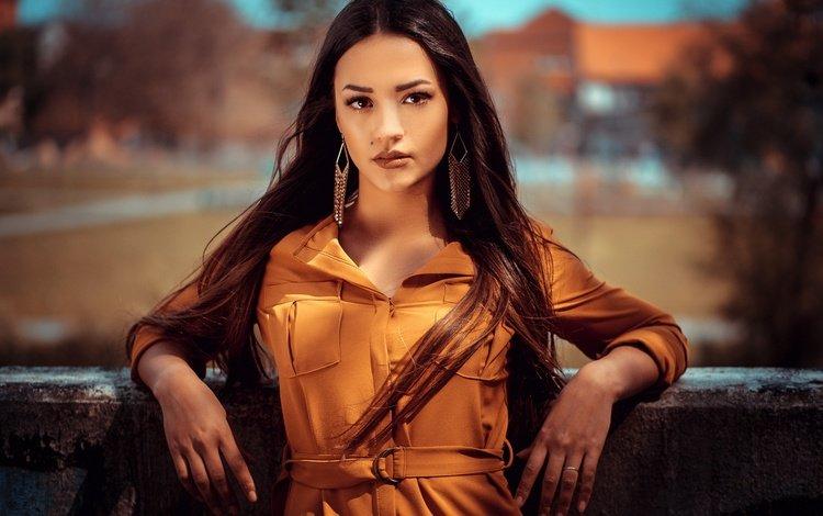 девушка, взгляд, модель, волосы, girl, look, model, hair