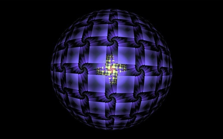 графика, шар, 3д, graphics, ball, 3d