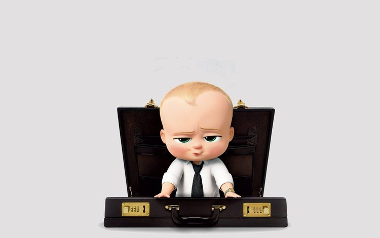 cartoon, children, child, the boss is a sucker, the boss baby