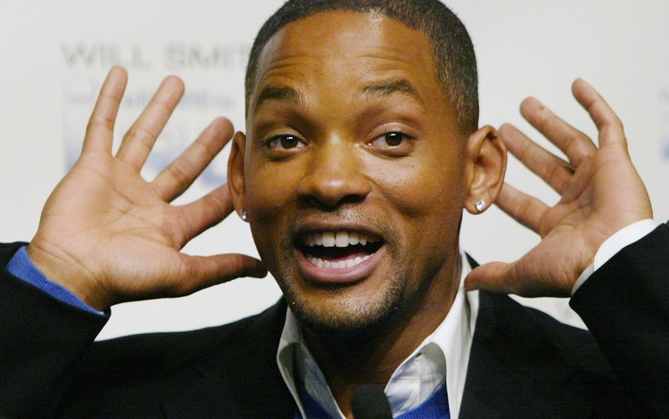 smile, actor, hands, celebrity, will smith