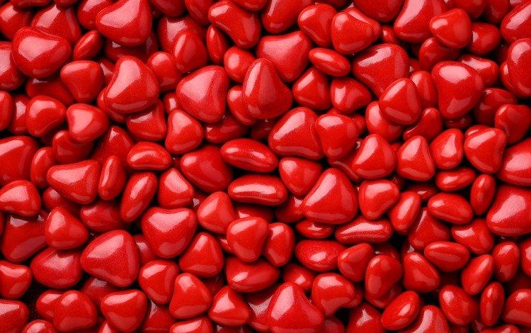 конфеты, сердце, любовь, сердечки, candy, heart, love, hearts