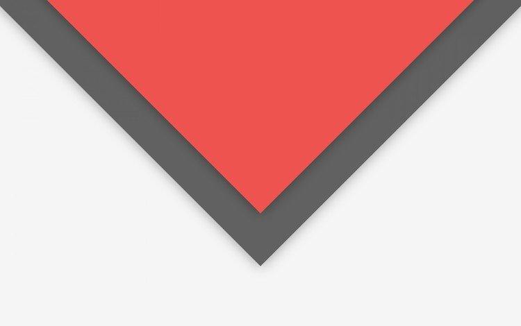 абстракция, линии, красный, белый, серый, геометрия, треугольники, abstraction, line, red, white, grey, geometry, triangles