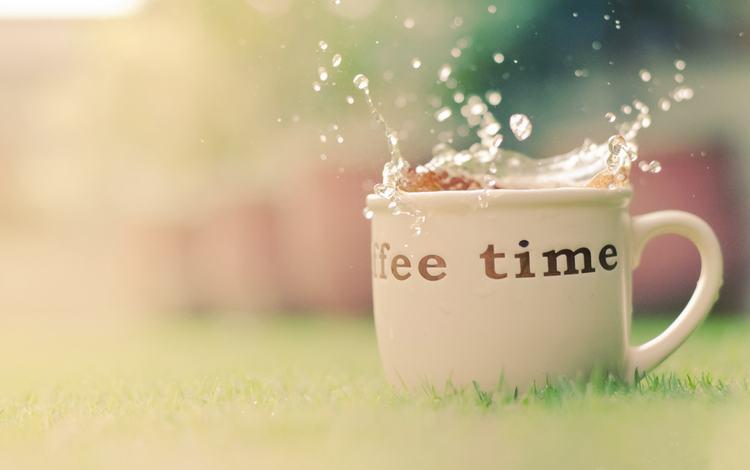 брызги, кружка, всплеск, чай, squirt, mug, splash, tea