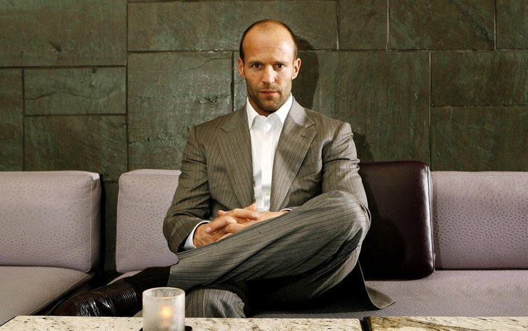 look, actor, face, costume, male, jason statham