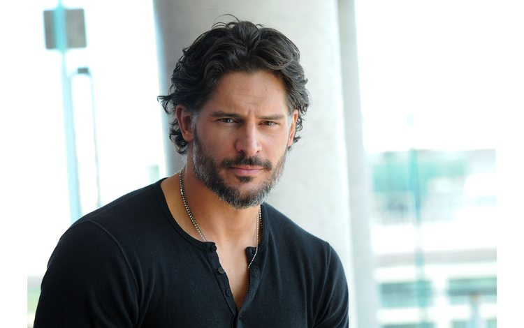 look, actor, face, joe manganiello