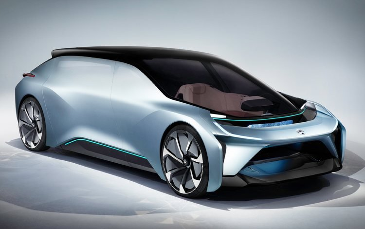 car, the concept, nio eve