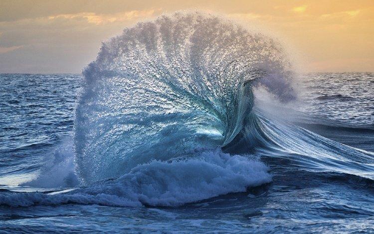 море, волна, океан, всплеск, sea, wave, the ocean, splash