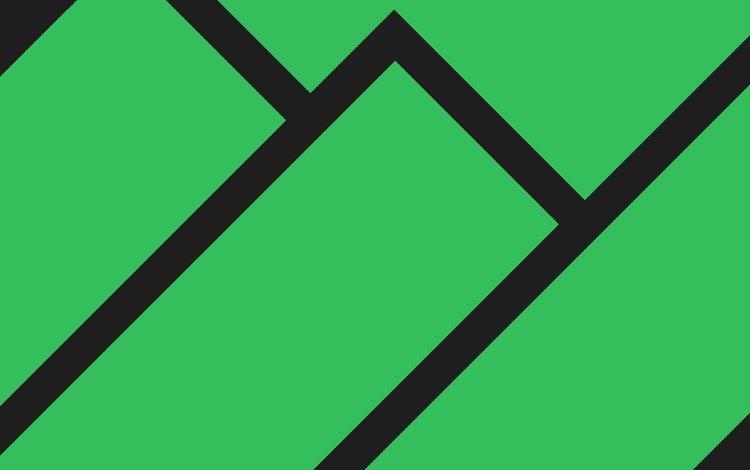 strip, line, green, background, color, minimalism, figure, rectangles