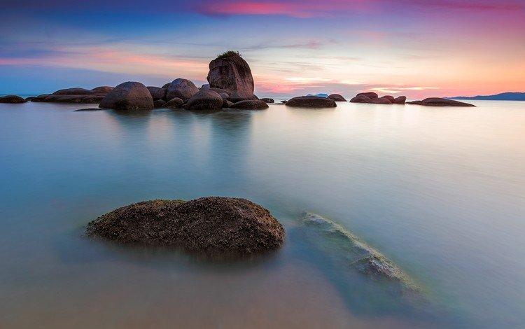 вода, скалы, природа, камни, пейзаж, море, water, rocks, nature, stones, landscape, sea
