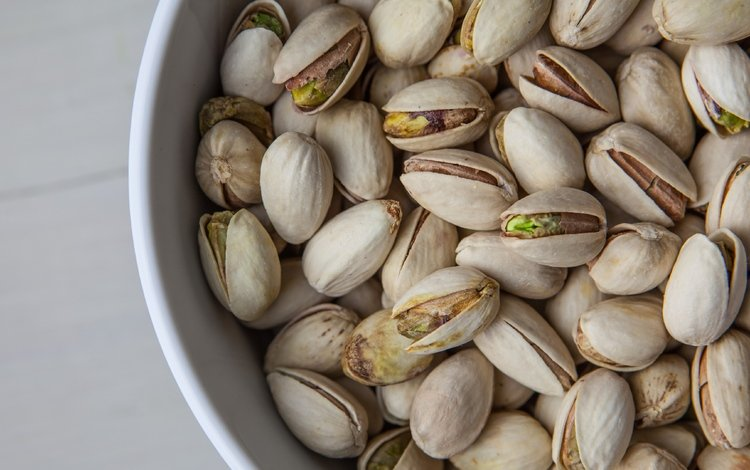 nuts, shell, pistachios, closeup