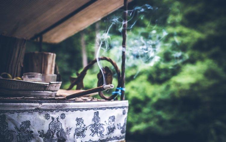 дым, аромотерапия, благовония, ароматические палочки, феншуй, smoke, aromatherapy, incense, incense sticks, feng shui