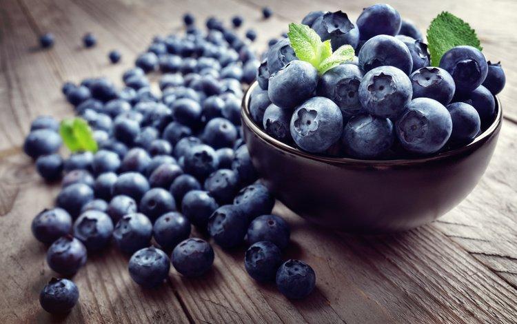 черника, blueberries