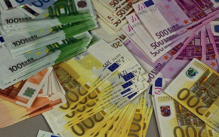 деньги, валюта, купюры, евро, money, currency, bills, euro