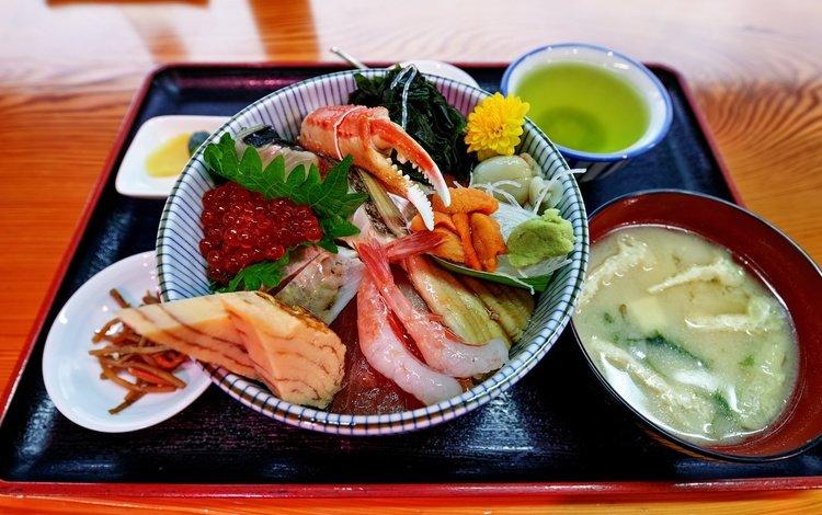 seafood, cuts