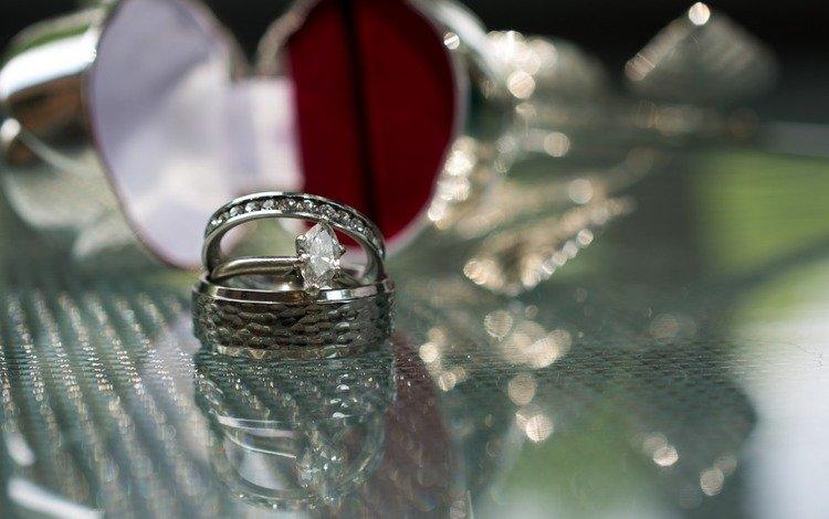 макро, блеск, кольцо, украшение, драгоценность, macro, shine, ring, decoration, jewel