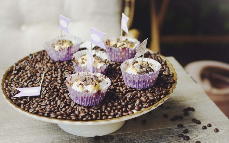 десерт, кексы, кексики, dessert, cupcakes