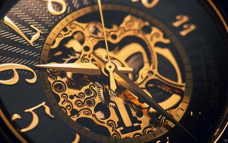 часы, цифры, время, стрелки, циферблат, watch, figures, time, arrows, dial