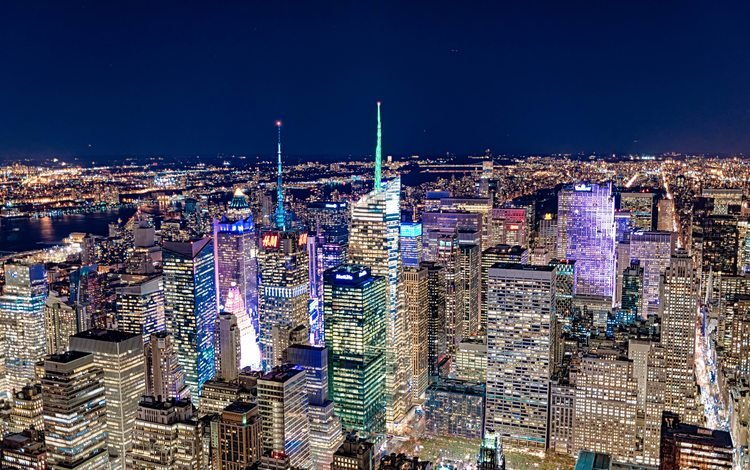 манхеттен, нью - йорк, manhattan, new york