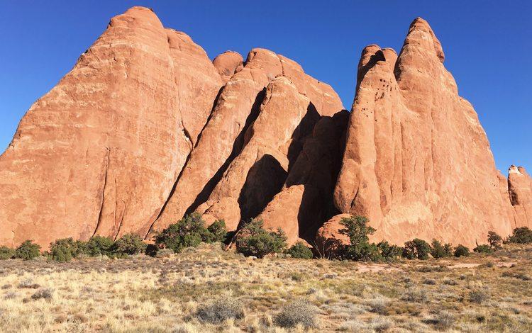 пейзаж, пустыня, гора, вершина, рельеф, монолит, landscape, desert, mountain, top, relief, monolith