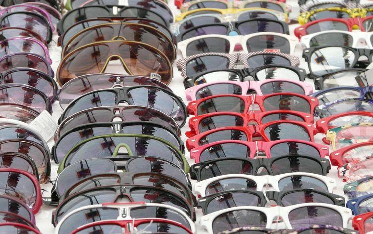 рынок, очки, оправа, солнцезащитные очки, market, glasses, socket, sunglasses