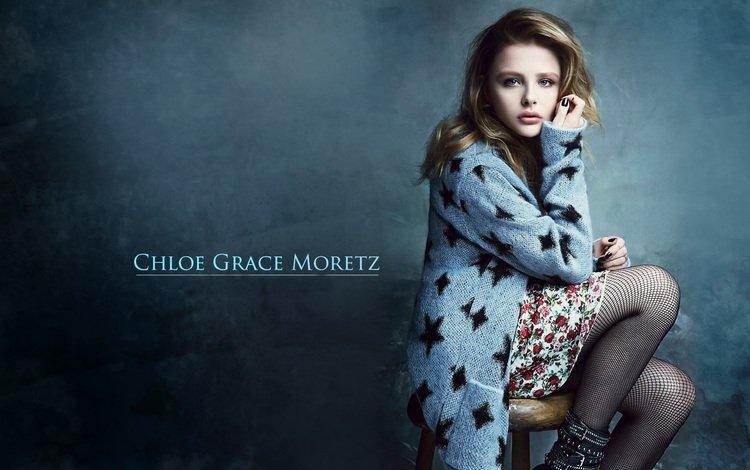 платье, поза, блондинка, модель, фотосессия, хлоя грейс морец, хлоя морец, хлоя моретц, dress, pose, blonde, model, photoshoot, chloe grace moretz, chloe moretz