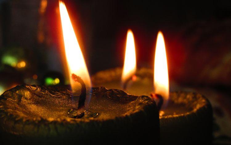ночь, свечи, пламя, огонь, темнота, свеча, свечки, темно, night, candles, flame, fire, darkness, candle, dark