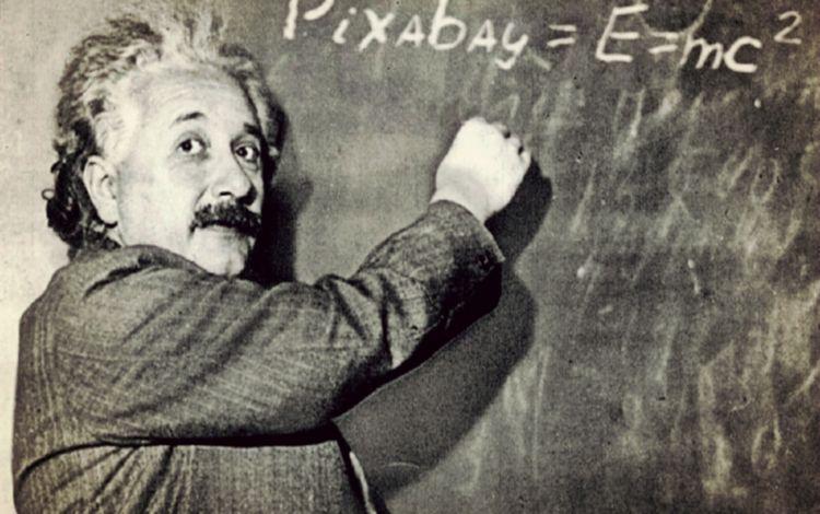 look, black and white, male, albert einstein, physicist