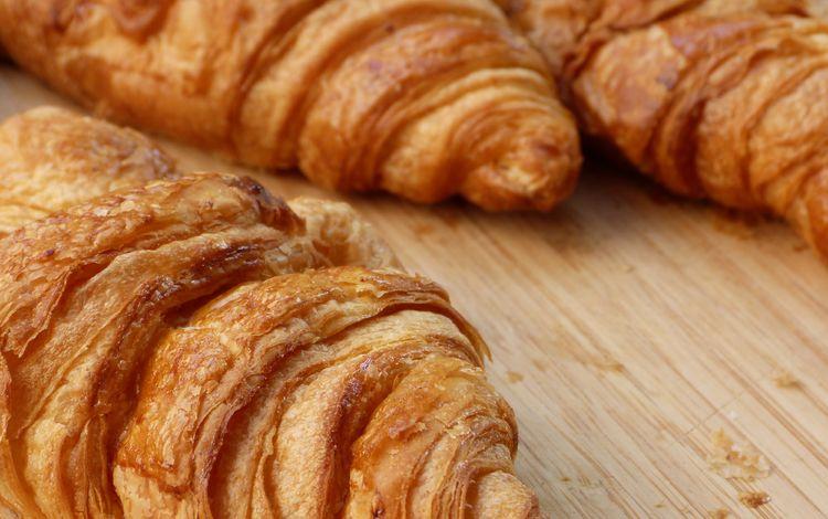 выпечка, круассан, круассаны, рогалики, cakes, croissant, croissants, bagels
