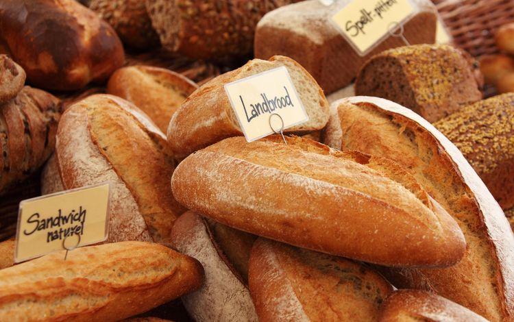 хлеб, выпечка, буханка, батон, пекарня, bread, cakes, loaf, baton, bakery