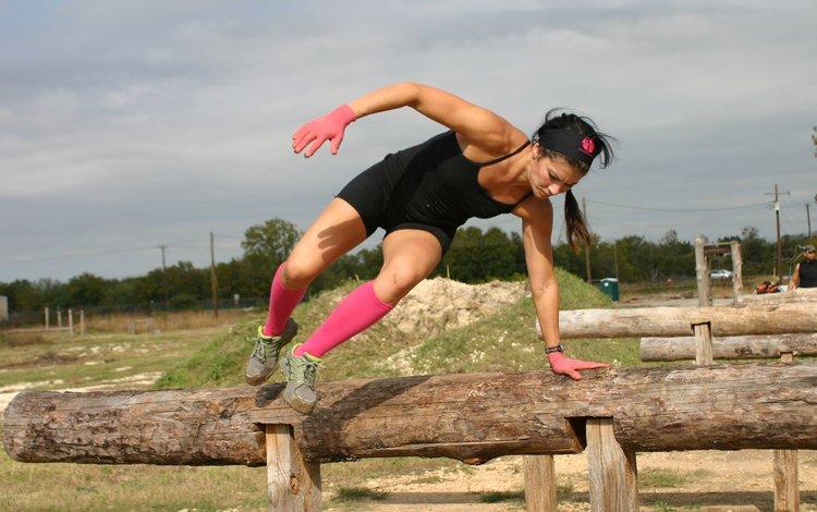 модель, спорт, тренировка, препятствие, спортивная форма, брусья, разминка, model, sport, training, obstacle, sports uniforms, bars, warm-up