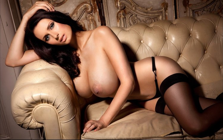 girl, panties, chest, stockings, sammy braddy