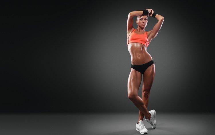 фигура, спортсменка, фитнес, спортивная одежда, тренировки, figure, athlete, fitness, sports wear, workout
