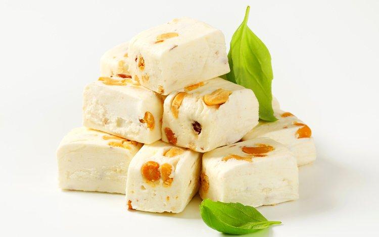 орехи, сладости, 1, фундук, нуга, nuts, sweets, hazelnuts, nougat