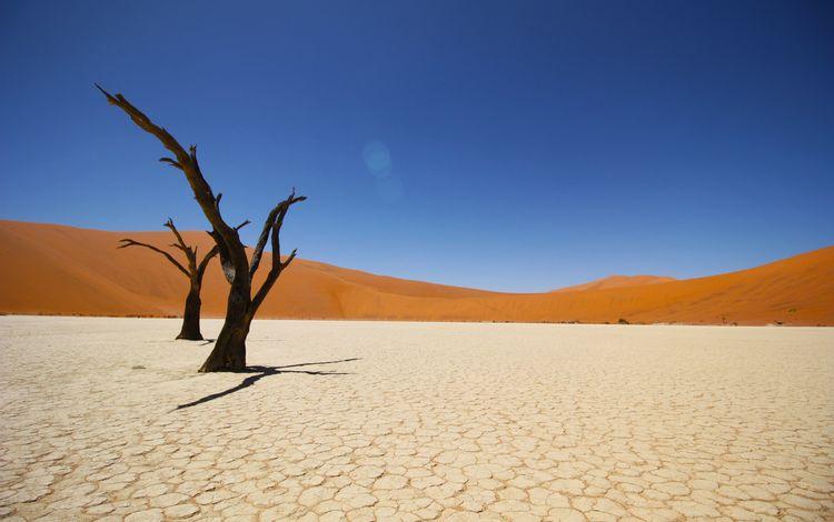 небо, песок, пустыня, дюны, намибия, the sky, sand, desert, dunes, namibia