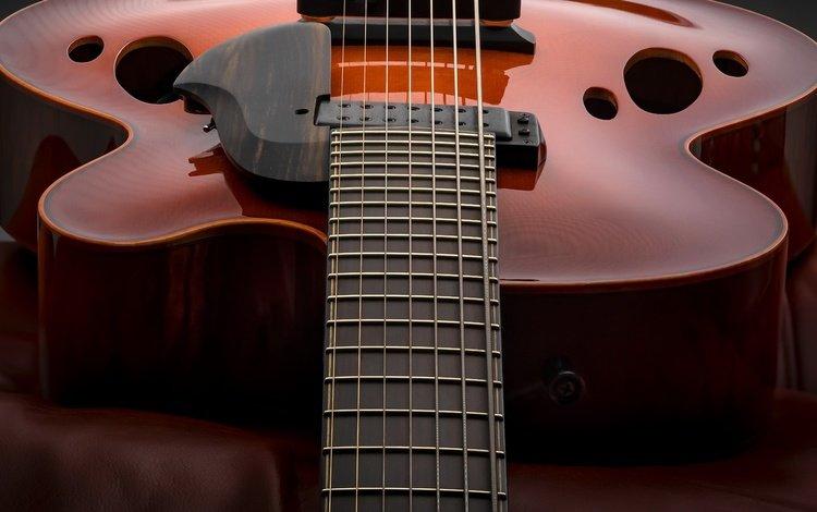 макро, фон, гитара, macro, background, guitar