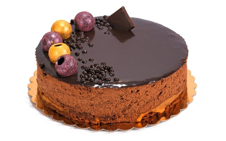sweets, chocolate, cakes, cake, dessert, biscuit, glaze