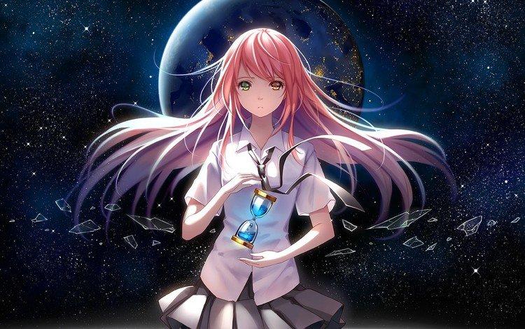 арт, девушка, аниме, art, girl, anime