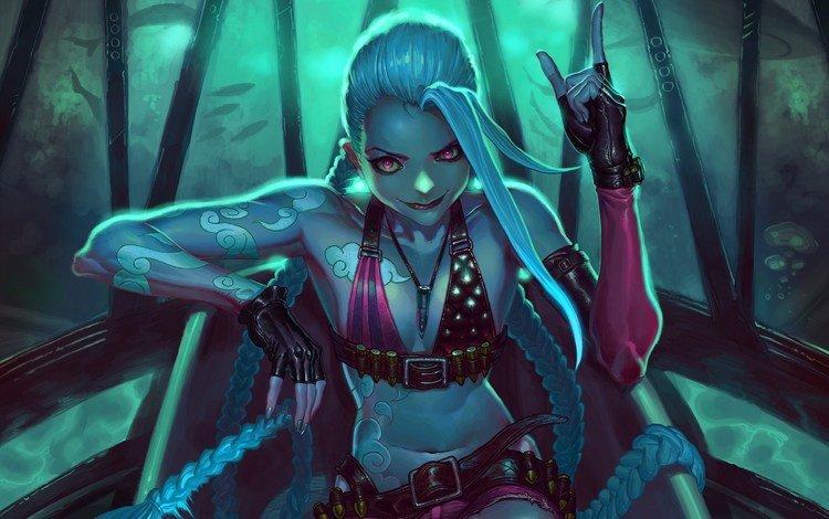 девушка, взгляд, волосы, лицо, видео игры, лига легенд, girl, look, hair, face, video games, league of legends