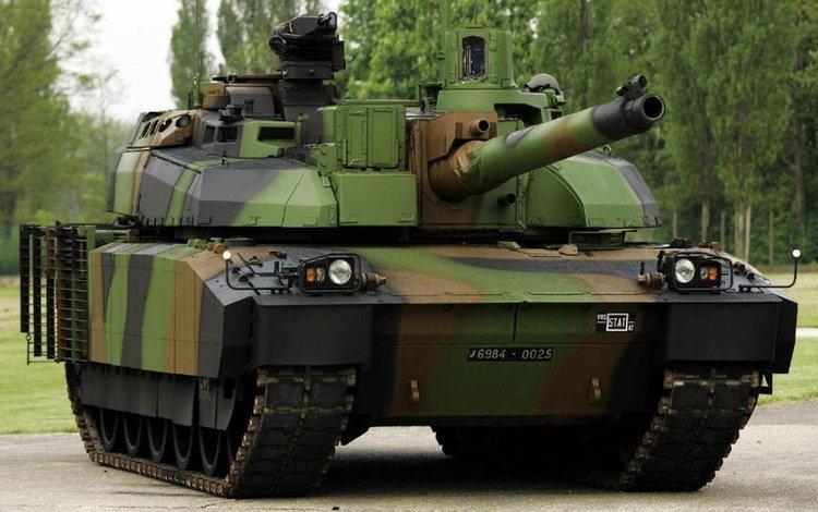 франция, основной, боевой танк, amx 56 leclerc, france, main, battle tank