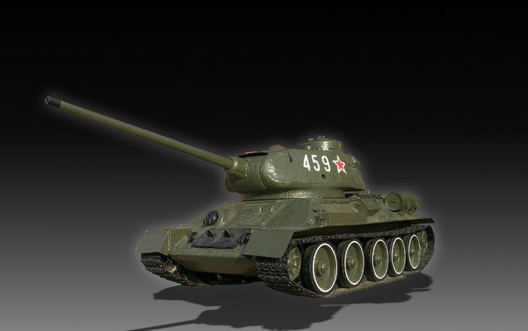 ссср, бронетехника, средний танк т-34 85, ussr, armor, medium tank t-34 85